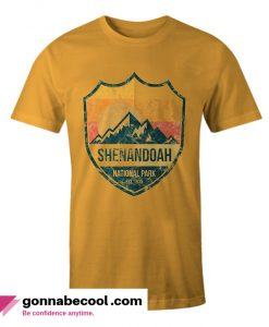 Shenandoah National Park impressive Shirt Hiking Virginia Wanderlust