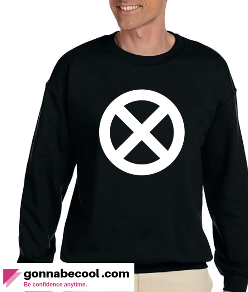 X circle x-men impressive Sweatshirt